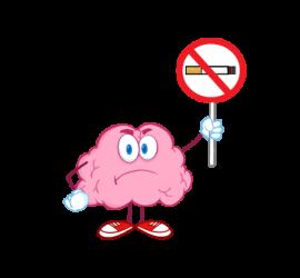 Aivot tupakkaa vastaan