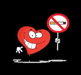 Sydan tupakkaa vastaan